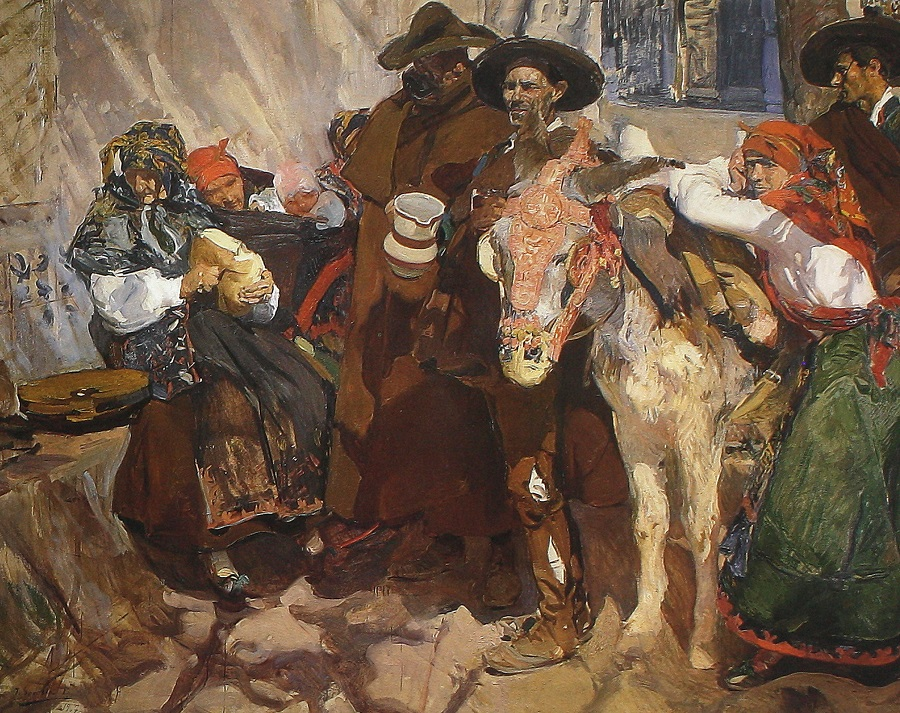 Panel hispanic society thissen