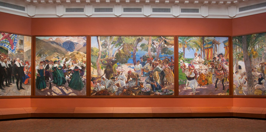 hsa sorolla gallery north wall1