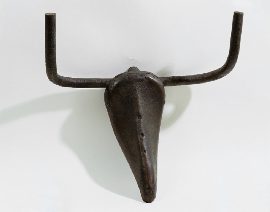 picassocabezadetoro1942