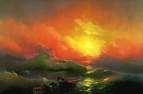 Aivazovsky Ivan - The Ninth Wave