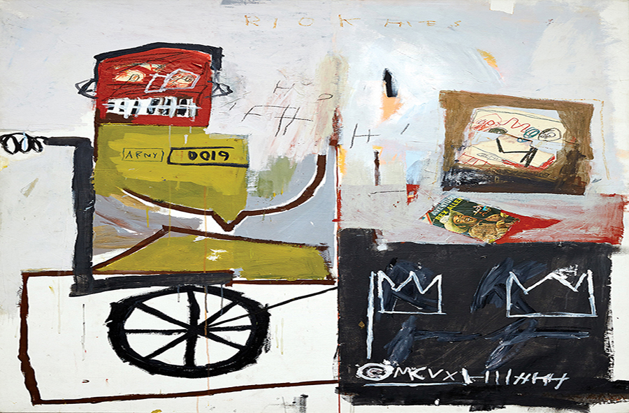 11 Jean-Michel-Basquiat-NUMBER4