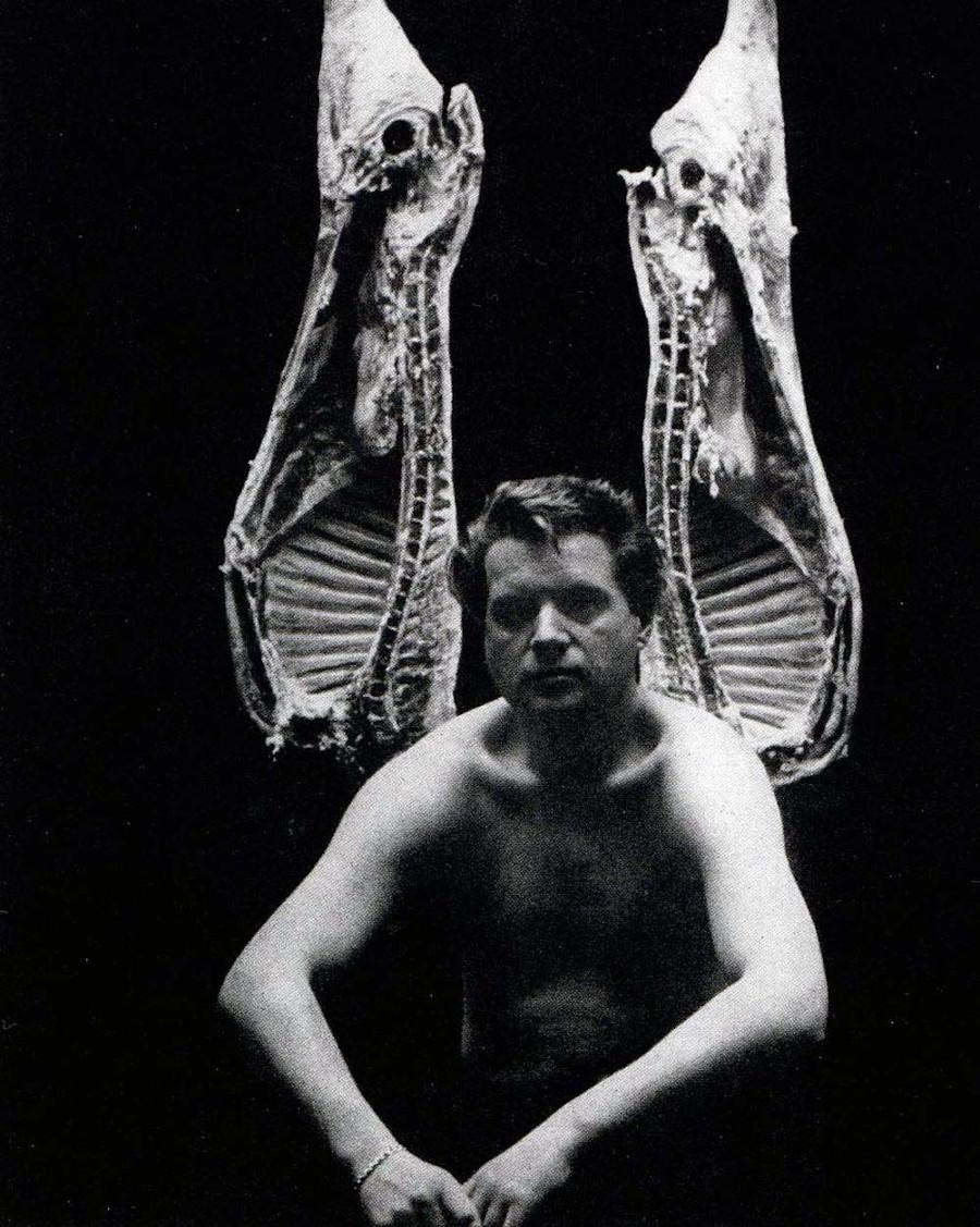 01. Foto Francis Bacon John Deakin