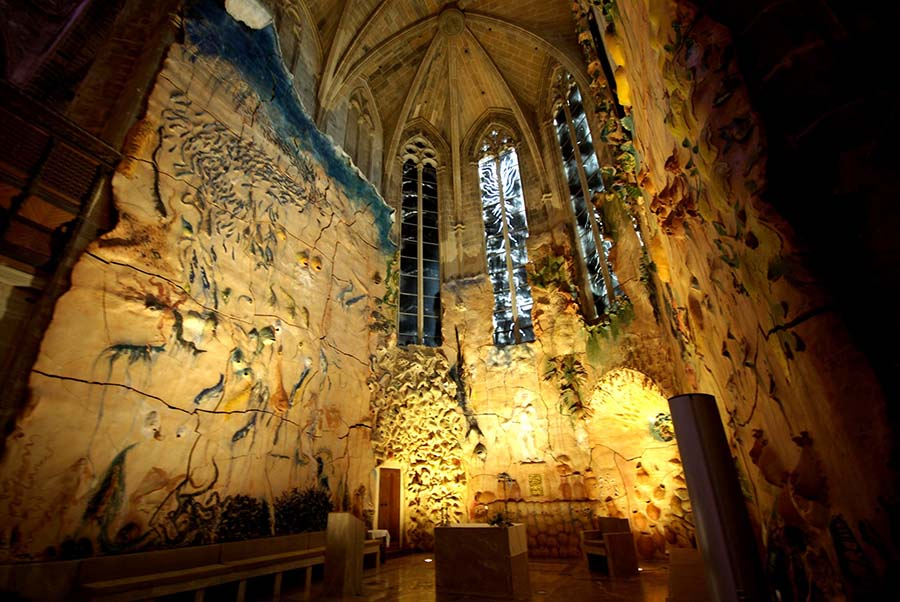 8 Capilla Catedral Palma