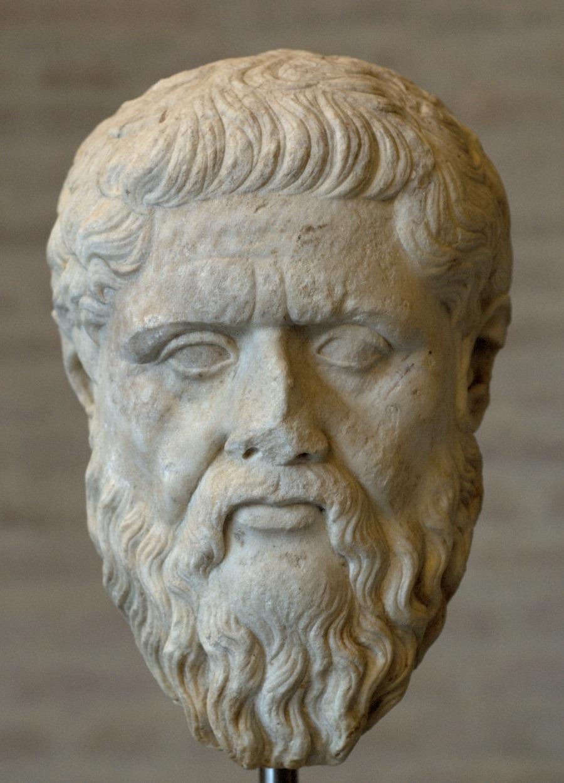 Head Platon Glyptothek Munich 548
