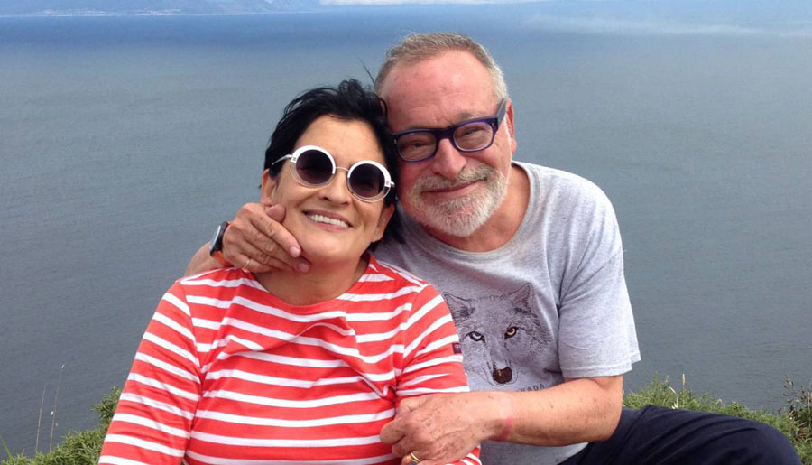 Fernado Savater finaliza el libro sobre su esposa Sara Torres