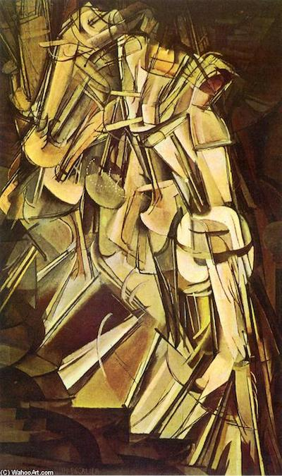 Marcel-Duchamp-Nude-Descending-a-Staircase-No.2