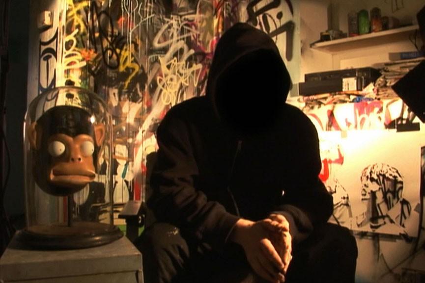 Banksy figura