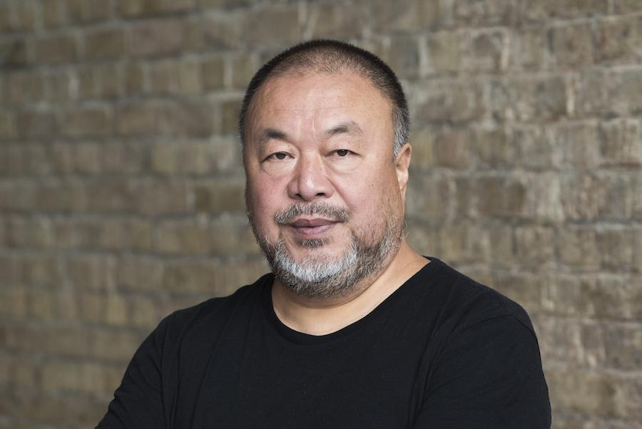 Ai Weiwei photo credit Ai Weiwei Studio