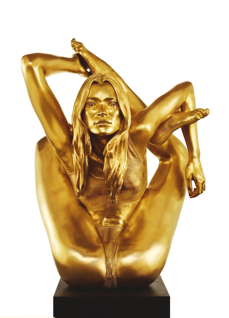 Marc Quinn. Sculpture 2008