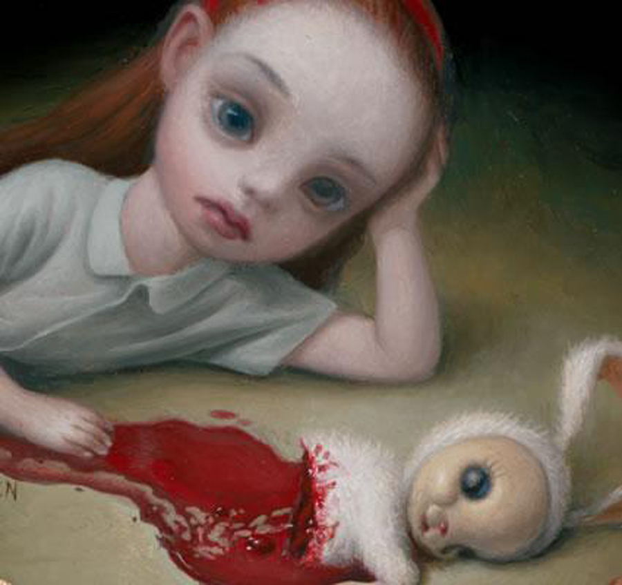 Mark Ryden. Alicia