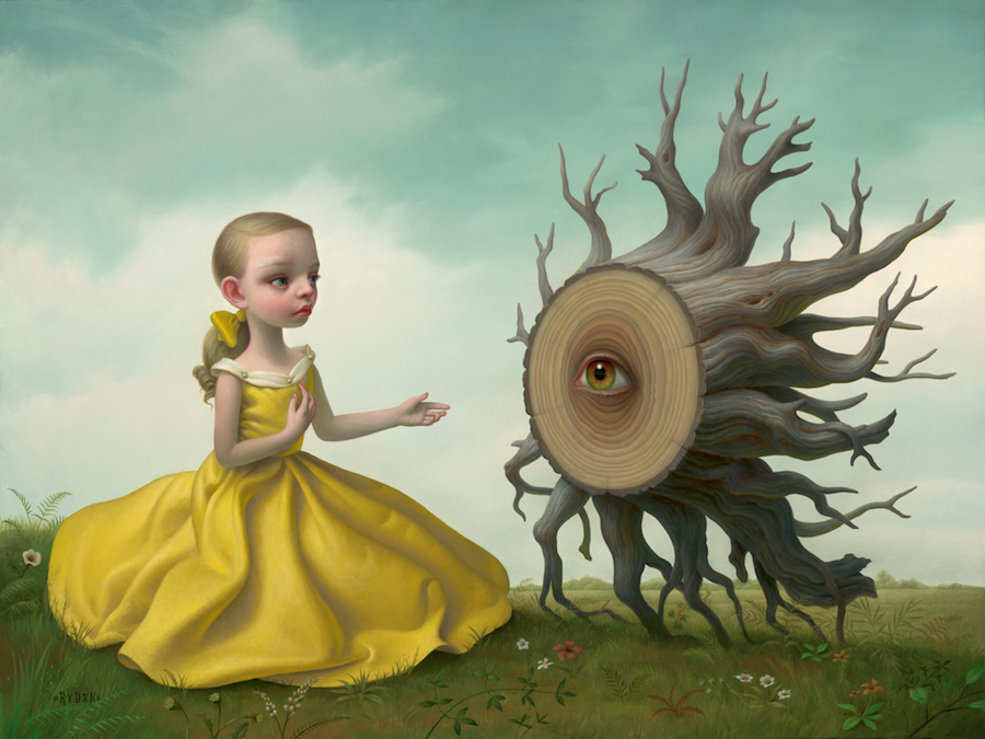 Mark Ryden. Apology