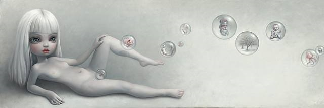 Mark Ryden. Sophia's Bubbles