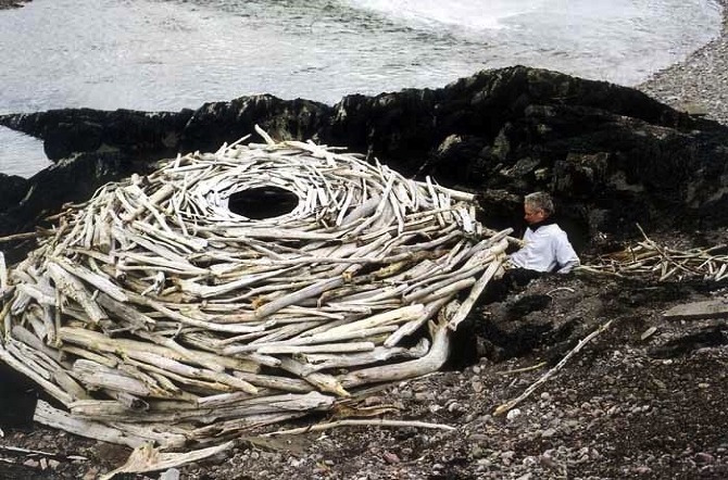 Andy Goldsworthy Riverstides