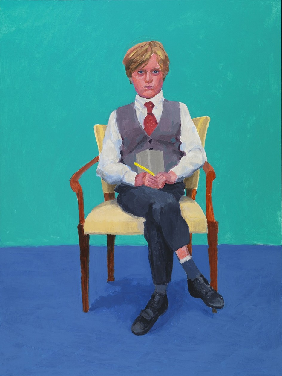 David Hockney - Rufus Hale