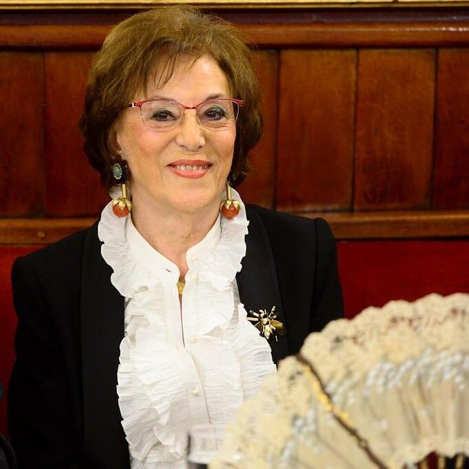 Irene iribarren Tertulia homenaje del Cafe Gijón