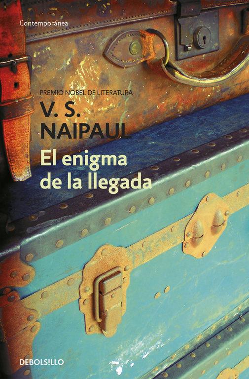 El enigma de la llegada por V.S. Naipaul